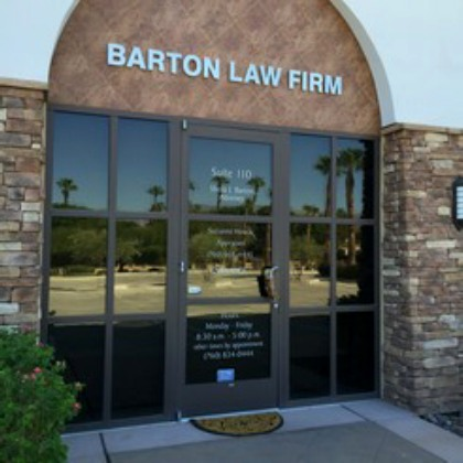 The Barton Law Firm in Yucca Valley